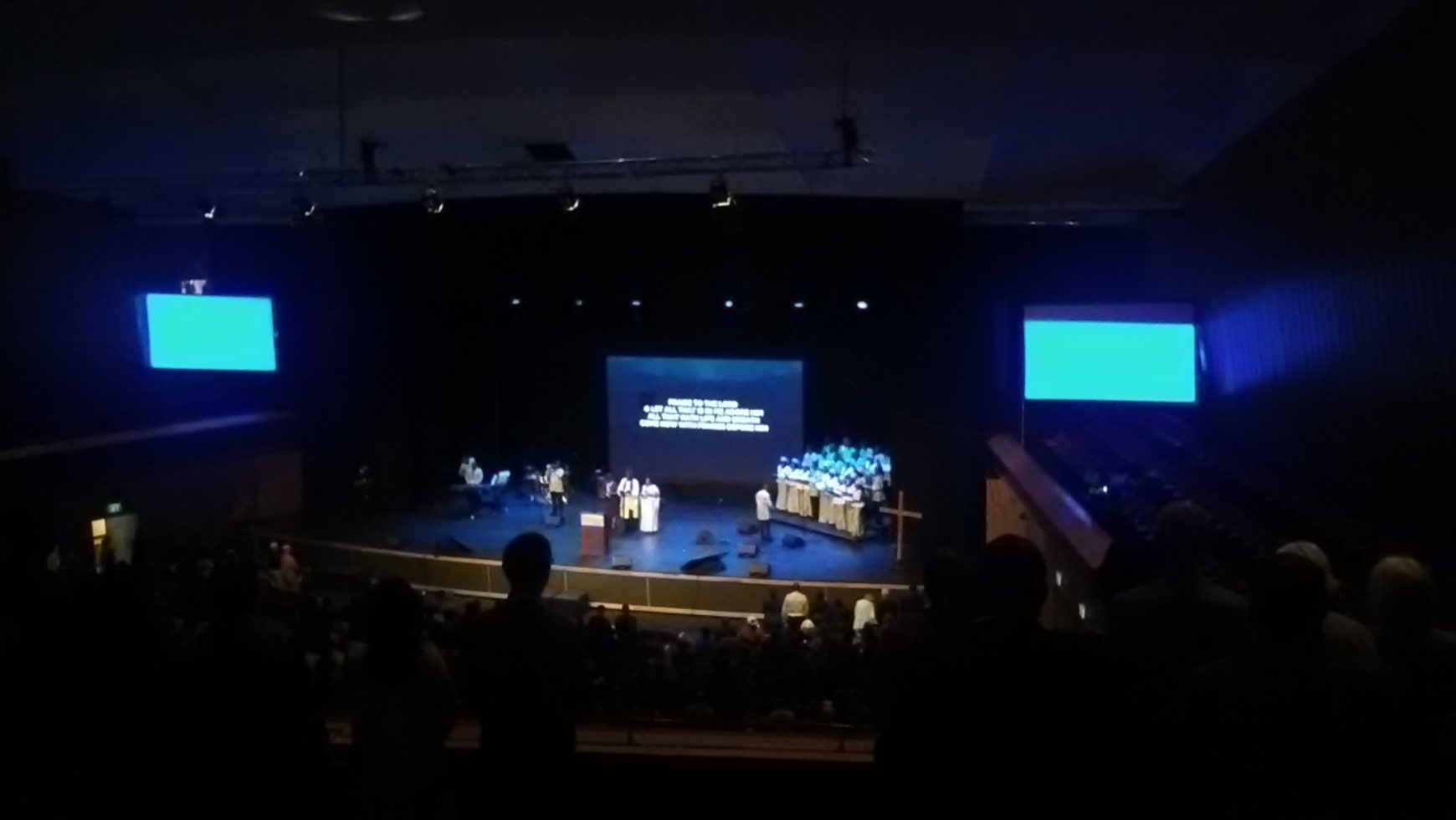 Gafcon Diary Part 1